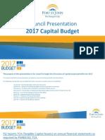 Fort St. John 2017 Draft Capital Budget