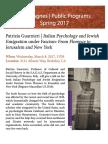Patrizia Guarnieri   The Racial Laws in Fascist Italy