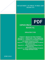 DPWH Procurement Manual - Volume II