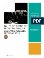 Manual Final Del Taller de Diseño Del Proyecto Final