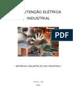 Manutenção Elétrica - Materiais Isolantes