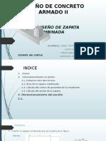 DCA Zapata Combinada