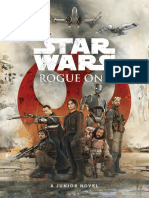 Star Wars Rogue One a Junior Novel by Matt Forbeck