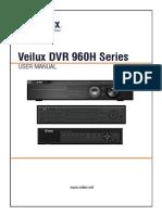 Veilux DVR 960H Series
