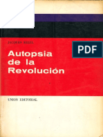 Ellul, Jacques - Autopsia de La Revolución