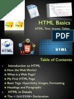 1.1 HTML Fundamentals