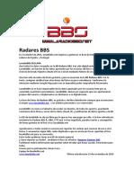 Licencia BBS
