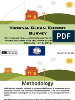 VA-Gov Public Opinion Strategies for Conservatives for Clean Energy (Dec. 2016)