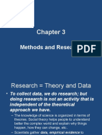 Chapter 3 - Methods and Research