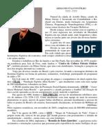 Biografia - Armando Falconi Filho
