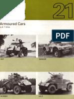 AFV Profile 021 - Armoured Cars