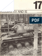 AFV Profile 017 - Russian KV & IS Tanks