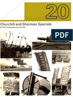 AFV Profile 020 - Churchill & Sherman Specials