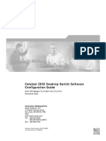 Cisco Catalyst Configuration Guide