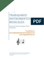 discriminación auditiva de instrumentos