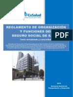 ROF Institucional Sistematizado Agosto2016 Res 394 PE 2016