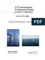 The 4th International  Cable Supported Bridge  Operators' Conference