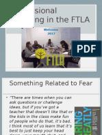 FTLA 2017_Day 1