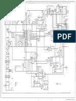 GD2 APS-260 1-881-519-11 Power Supply Inverter Sony AZ1-N(3a-2) Схема