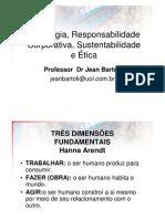 Ética Sustentabilidade 2010