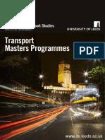 Univ of Leeds Brochure