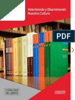 Catálogo de Fundación Odebrecht