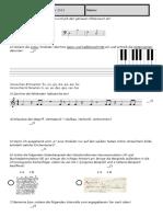 1. Musiktest_6. Klasse