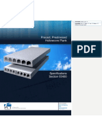 12120 PCI Hollowcore Specifications 4-8-11