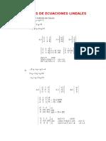 tarea N°3 (Sistema de ecuaciones lineales)