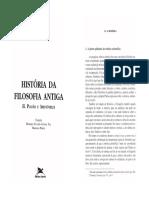 História Da Filosofia Antiga - Retórica - Reale e Antiseri