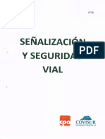 5.-Señalización y Seguridad Vial COVISUR
