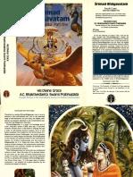 Srimad-Bhagavatam Forth Canto Volume 1
