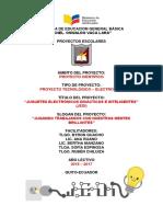 Proyecto tecnológico QUINTOS