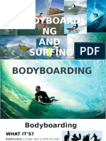 Bodyboarding and Surfing Final