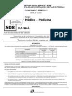 S08 O - Médico Pediatra