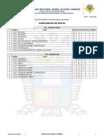 Constacia de Notas 73814180