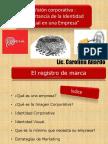 Vision Corporativa y Registro de Marca