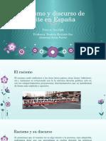 Racismo y discurso de élite en España