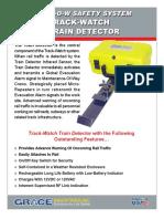 TW Train Detector