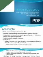 Ministerio Do Culto