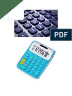 que es una calculadora