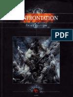 Confrontation 3rd Ed - Rulebook (Rackham)