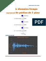 Análisis Dinámico Tiempo Historia