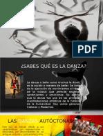 Danza Presentacion