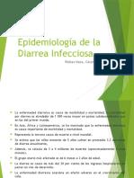Epidemiología de La Diarrea Infecciosa