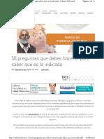 Http Culturacolectiva.com 50 Preguntas Que Debes Hacerle Para