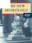 New Museology edited by Peter Vergo