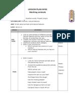 Lesson Plan Nº02