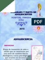 EXPOSICION Protocolo de Embarazo en Adolescentes