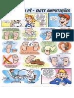 Cuidados Com Pé Diabético - 10 Passos Importantes